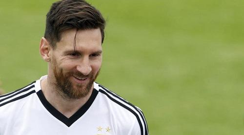 Messi là niềm hy vọng lớn nhất của Argentina ở World Cup 2018. Ảnh: AFP.