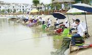 Hơn 4 tấn cá được thu hoạch tại giải đấu ở Thanh Hóa