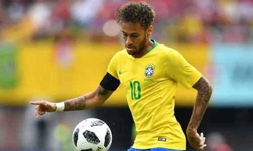 Neymar tin Brazil sẽ không thua Đức 1-7 nếu có anh. Ảnh: Reuters.