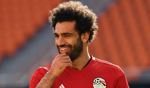 Salah đã ghi 44 bàn cho Liverpool ở mùa giải vừa qua và anh được kỳ vọng giúp Ai Cập tạo kỳ tích tại World Cup 2018.