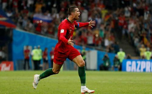 Ronaldo có đòn đáp trả nhằm vào tòa án Tây Ban Nha. Ảnh: Reuters.