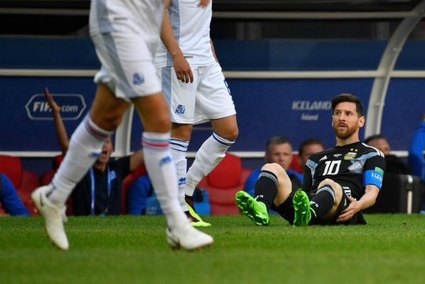 Messi không thể tạo ra đột biến như kỳ vọng.