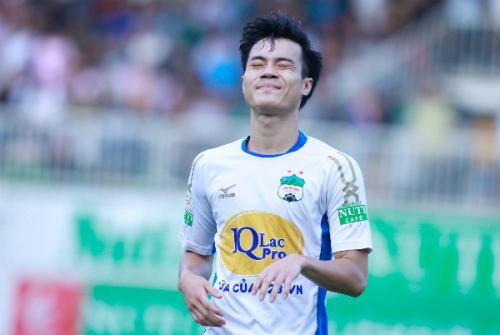 HAGL thua ba, hòa một ở bốn vòng gần nhất tại V-League. Ảnh:Hùng Linh.