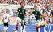 Đức thua trận mở màn World Cup 2018