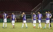 Hà Nội FC thua trận đầu tiên ở V-League 2018