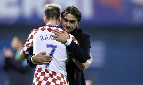 Hàng tiền vệ của Croatia rất mạnh, với sự góp mặt của Rakitic và Modric. Ảnh: AFP.