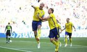 Thụy Điển thắng tối thiểu Hàn Quốc nhờ sự hỗ trợ của công nghệ VAR