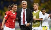HLV Thụy Sỹ phủ nhận việc chỉ đạo học trò triệt hạ Neymar
