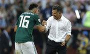 HLV Mexico lập kế hoạch đánh bại Đức từ sáu tháng trước
