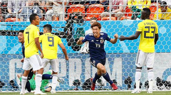 Osako ghi bàn thắng ấn định tỷ số 2-1. Ảnh: Reuters.