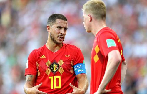 Sở hữu dàn sao hạng A, Bỉ thi đấu trên chân nhưng phải đến hiệp hai mới thực sự bùng nổ.
