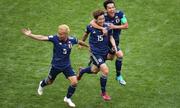 Nhật Bản thắng Colombia, làm nên lịch sử tại World Cup
