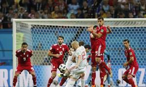 Tây Ban Nha 1-0 Iran