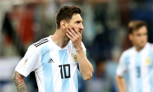 Messi có khả năng sẽ lại chia tay đội tuyển, sau lần đầu đưa ra quyết định vội vàng vào năm 2016. Ảnh: Reuters