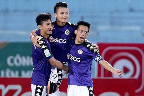 Quang Hải xứng đáng với danh hiệu Cầu thủ hay nhất trận.