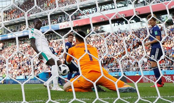 Nhật Bản buộc Senegal chia điểm dù hai lần bị dẫn trước - page 2