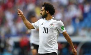 Ai Cập trắng tay rời World Cup 2018