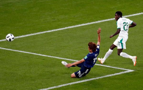 Nhật Bản buộc Senegal chia điểm dù hai lần bị dẫn trước - page 2 - 2