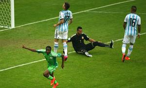 Musa - hiểm họa cho Argentina từ 'Messi phiên bản Nigeria'