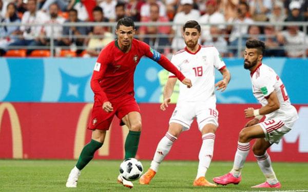 Quả phạt đền của C. Ronaldo phá kỷ lục World Cup