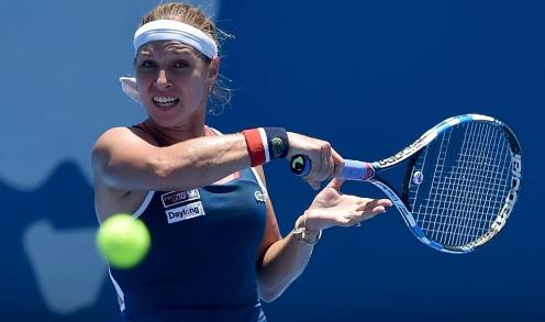 Cibulkova sẽ có lịch thi đấu vất vả hơn khi không được xếp hạt giống. Ảnh:Reuters.
