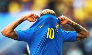 Neymar - khi siêu sao cũng cần một điểm tựa