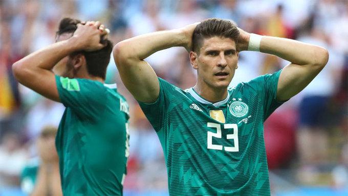 10 cú sốc lớn nhất trong lịch sử vòng bảng World Cup