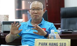 HLV Park Hang-seo gọi chiến thắng của Hàn Quốc trước Đức là 'điên rồ'