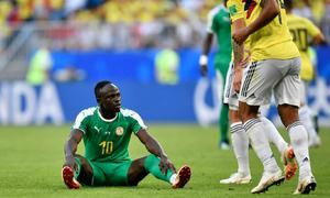 HLV Senegal: 'Chúng tôi đáng bị loại'