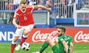 Danh thủ Nga tin đội nhà đi tiếp, vì Tây Ban Nha đang khủng hoảng