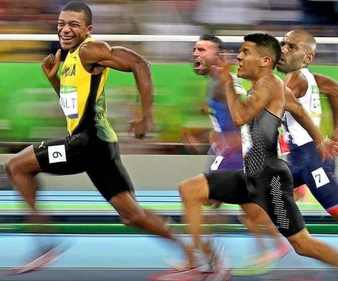Mbappe được ví như Usain Bolt, 'xé nát' hàng thủ Argentina