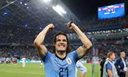 Cavani: 'Tôi cứ nghĩ mình đang ở Uruguay'