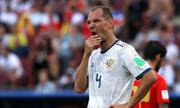 Lão tướng tuyển Nga lập kỷ lục buồn ở World Cup