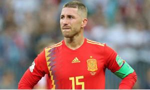 Ramos: 'Tôi sẽ dự World Cup 2022 dù tóc bạc'