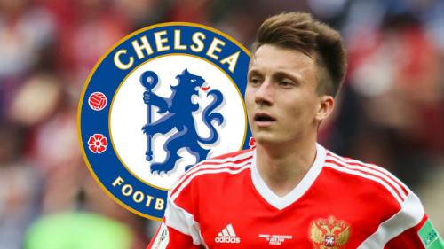 Golovin sẽ là nhân tố mới trong kế hoạch xây dựng đội hình của Chelsea.