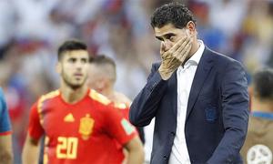 Tây Ban Nha và sự thất bại từ khi World Cup chưa khởi tranh