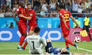 Bỉ lập kỳ tích ngược dòng sau 52 năm ở World Cup