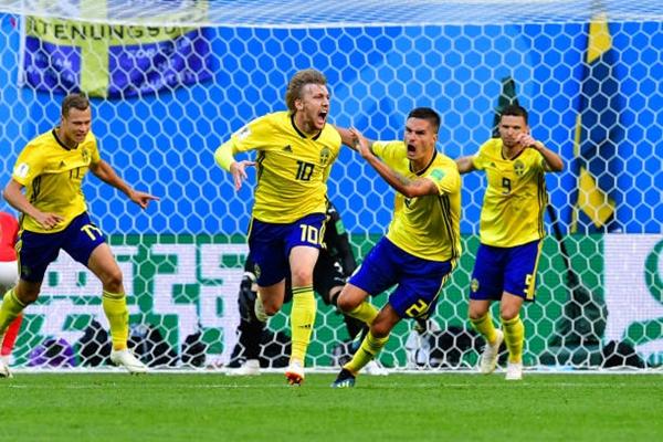 Kết quả hình ảnh cho Thụy Điển