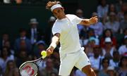 Federer chỉ cần 79 phút để vào vòng hai Wimbledon