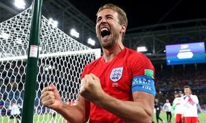 'Sư tử' Anh gầm vang sau chiến thắng Colombia