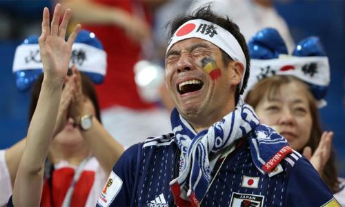 Nhật Bản gây tiếc nuối khi chơi thứ bóng đá tự do, không nhiều toan tính để rồi gục ngã ở phút cuối cùng trước tuyển Bỉ.