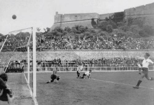Hình ảnh trong trận đấu Thụy Điển - Cuba. Ảnh: FIFA.