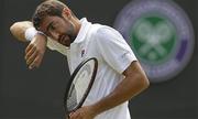 Cilic thua ngược trước tay vợt chưa từng thắng tại Wimbledon