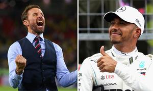 Lewis Hamilton sẽ sang Nga nếu Anh vào chung kết World Cup