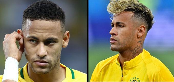 Neymar bị chế giễu có ít bàn thắng hơn số kiểu tóc