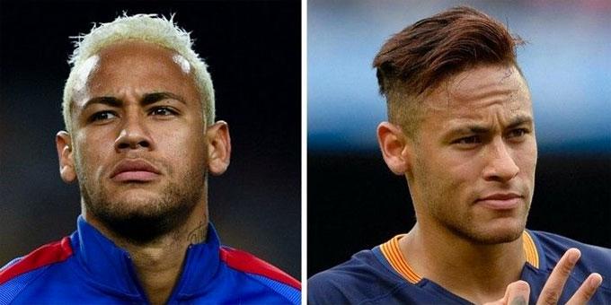 Neymar bị chế giễu có ít bàn thắng hơn số kiểu tóc - 1