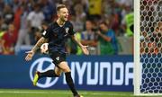 Croatia thắng Nga bằng loạt đá luân lưu ở tứ kết