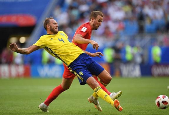 Anh thắng mà không cần Kane ghi bàn. Ảnh: Reuters