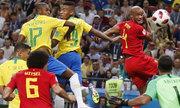 Cầu thủ Brazil bị dọa giết vì bàn phản lưới trong trận thua Bỉ
