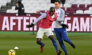 Hazard: '95% Pháp thắng nếu Kante đạt phong độ tốt nhất'